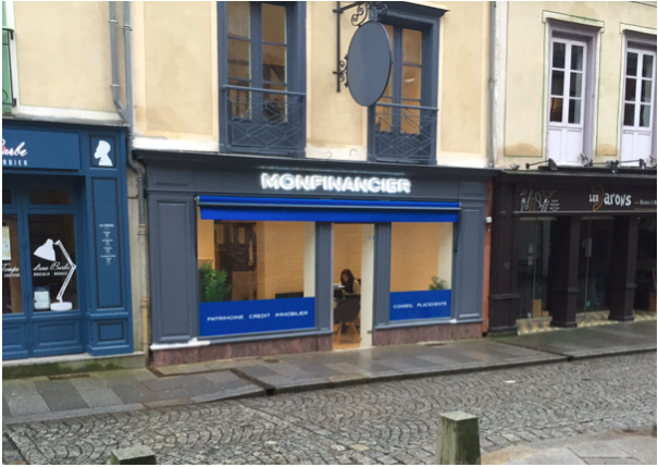 Agence MonFinancier